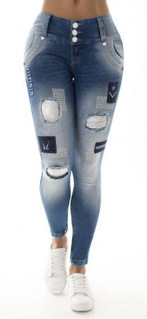 Jeans levanta cola WOW 86193