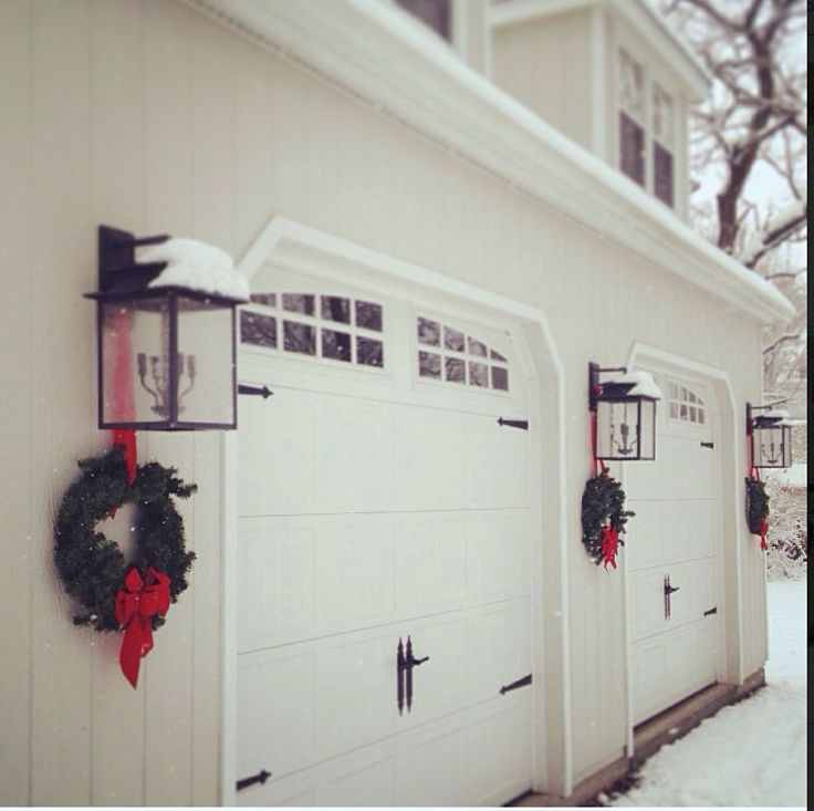 20 Best Holiday Garage Decoration Ideas Images On
