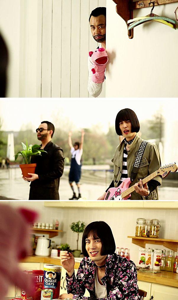 Korean Music Videos : Photo