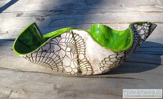 Pakamera.pl - misy, patery i talerze - ceramiczne - wiosna ach to Ty ...