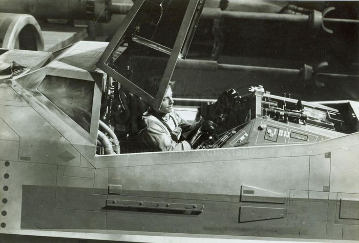 Mark Hamill getting comfy in his X-Wing behind the scenes of #StarWars! Do you think we'll see him pilot another X-Wing in the new trilogy?   #LukeSkyWalker #MarkHamill #Xwing #StarWars #ANewHope #BTS #PropStore