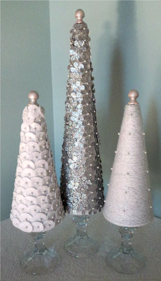 I found lots of tree DIY projects this last Christmas and bookmarked them all- have to get started earlier next year