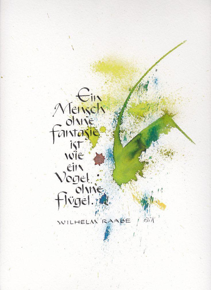 Schriften – Kalligraphie und Kunst – Kunst Ideen