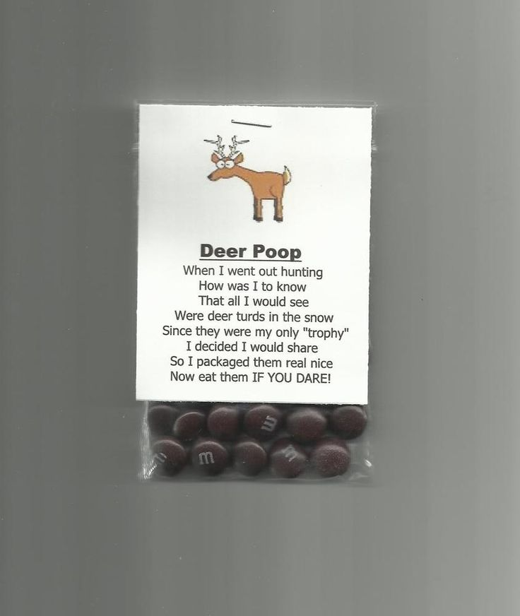 New Homemade Deer Poop Chocolate Candy Novelty Gag Gift Hunting Joke Prank in Sporting Goods, Hunting, Other Hunting | eBay