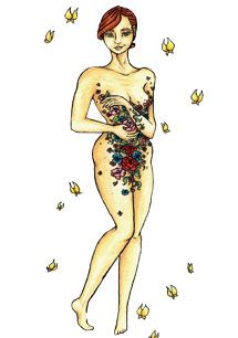 Påklædningsdukken horoskoppigen
