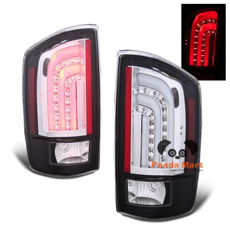 Includes: Complete set includes Left and Right Sides LED Tail lights. Newest Technology Tail Light with LED board for parking and brake light function. Compatible With: 2007-2008 Dodge Ram 1500. 2007-2009 Dodge Ram 2500. | eBay!