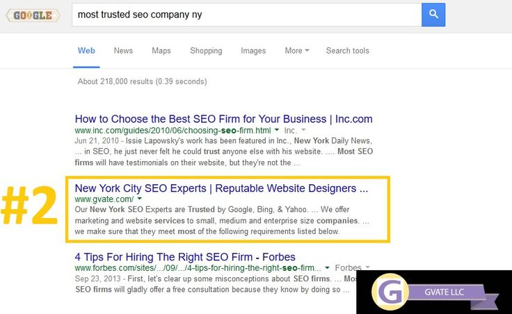 https://www.youtube.com/watch?v=IMzV8bxhYbA Best Search Engine Optimization Service (SEO) 2016 by GVATE LLC - Best SEO Company in NYC