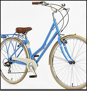 Halfords | Pendleton Bikes | Victoria Pendleton Bikes | Pendleton Cycles, I would love this with a wicker basket.