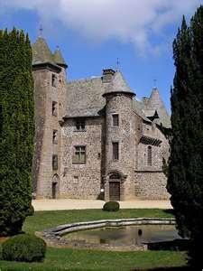 Chateau de Cordes - Auvergne