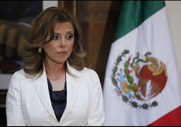 Marisela Morales,   Attorney General, Mexico  The new AG has taken a tough stance on Mexico's drug war and corruption.  In her first 100 days on the job, 462 officials were dismissed and 111 more faced criminal charges. (AP Photo/Eduardo Verdugo)  http://www.forbes.com/pictures/ejki45ji/marisela-morales/#content  Forbes 2011 Important Women to Watch