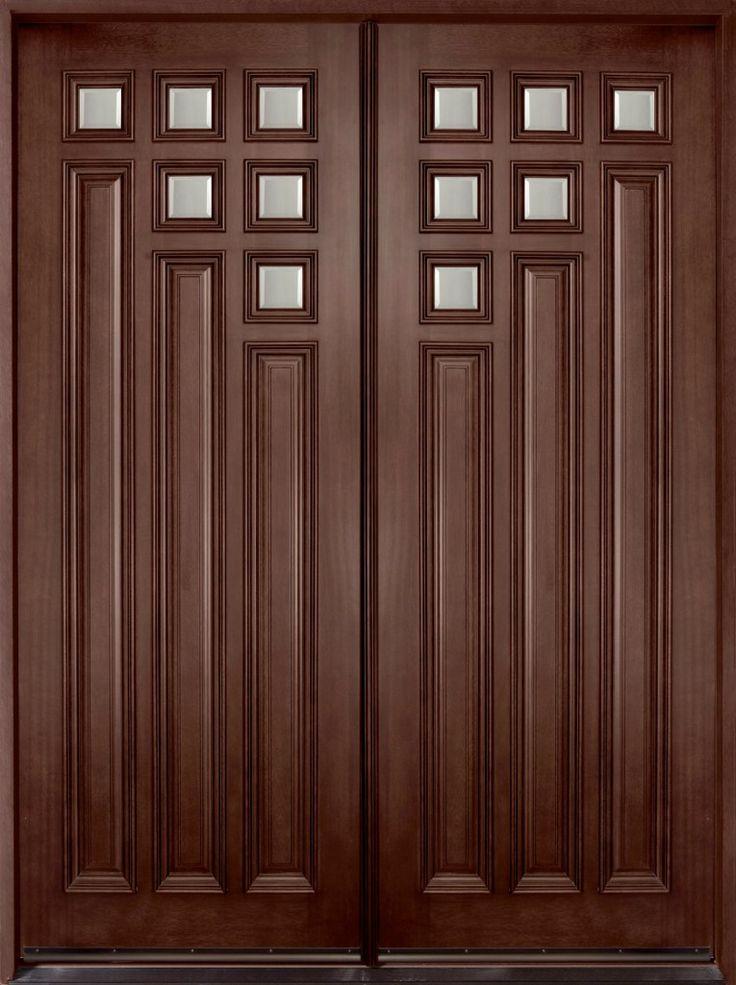 16 best doors images on Pinterest Front entry Modern front door