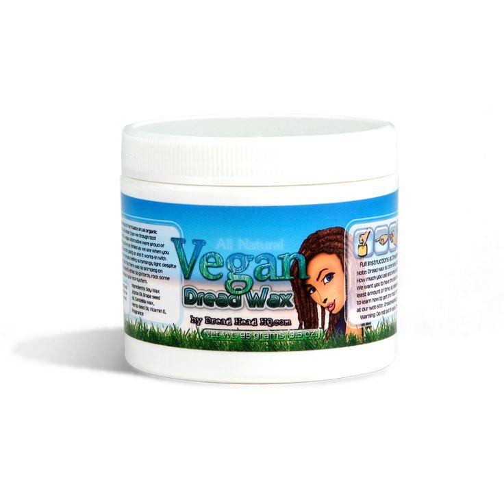 Vegan Dread Wax