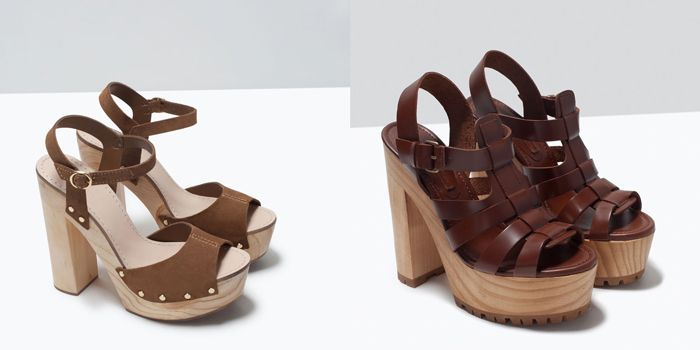 ZARA Nueva Colección de Zapatos Primavera Verano 2015 II | With Or Without Shoes - Blog Moda Valencia Tendencias