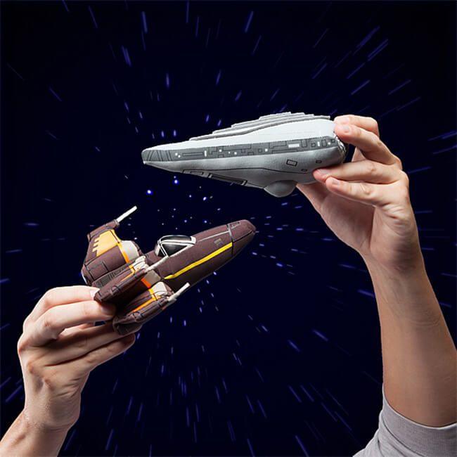 Star Wars Vehicle Plush Toy
