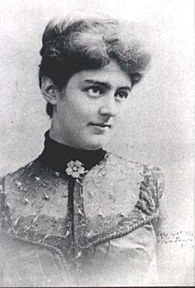 """Frances Cleveland 1864-1947  ~ """"I have not had a life yet. It is all before me…"""" (after leaving the White House)~~Grover Cleveland's wife was the youngest first lady—age 21—and the only bride of a president to marry—and give birth—in the White House. Before their marriage, Cleveland's sister Rose Elizabeth Cleveland served as House hostess of the bachelor president"""