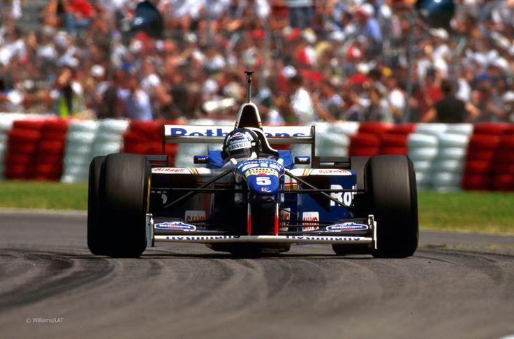 Damon Hill, WilliamsF1 1996