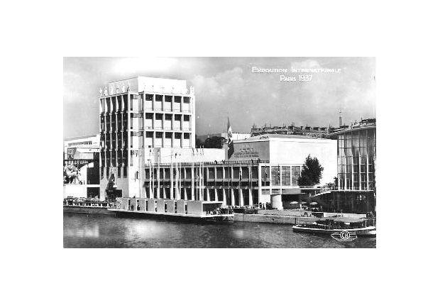 #Parigi 1937, #Worldsfair - Arte e tecnica nella vita moderna. Progetto di #MarcelloPiacentini, Cesare Valle, Ettore Rossi, Giuseppe Pagano.