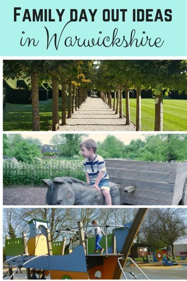 family days in Warwickshire - Bubbablue and me