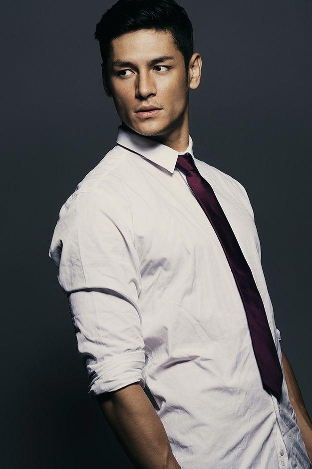 Hideo Muraoka - Modelo (japonés-brasileño)