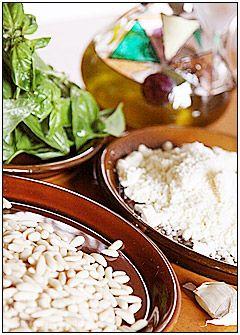 Pesto invriezen voor de winter