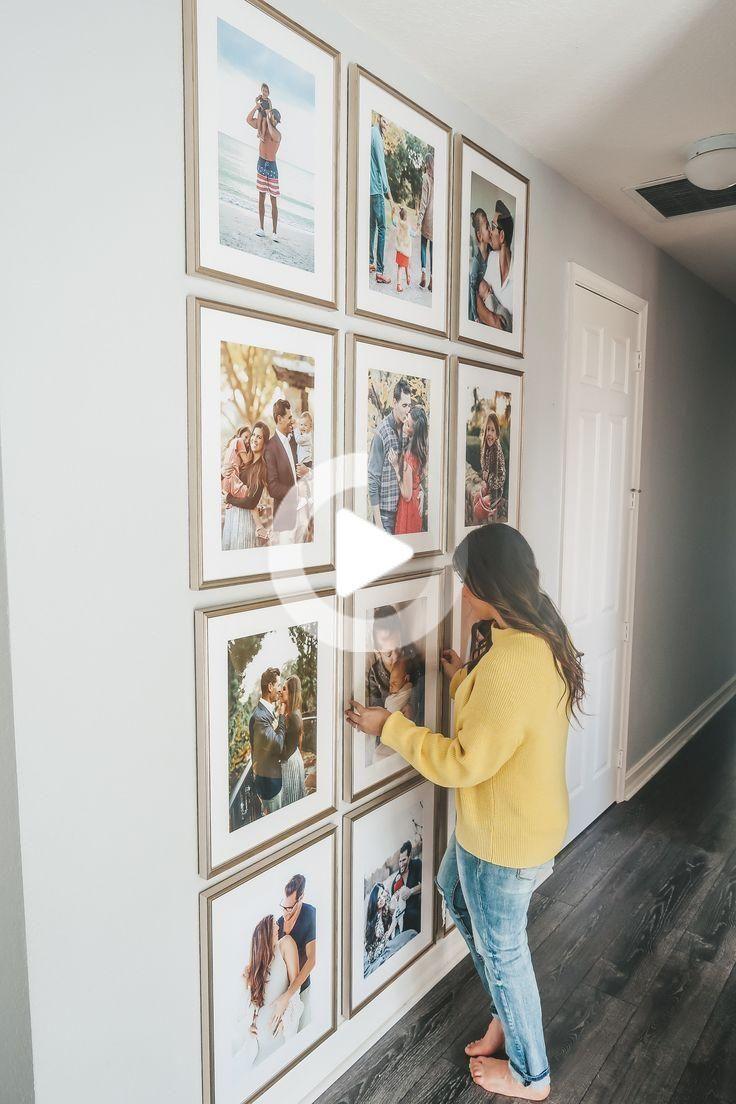 Comment créer le mur de galerie parfait du sol au plafond ...