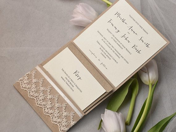 Burlap Wedding Invitations Diy: Best 25+ Burlap Invitations Ideas On Pinterest