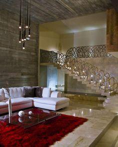 Find more interior design red decor ideas at http://essentialhome.eu/