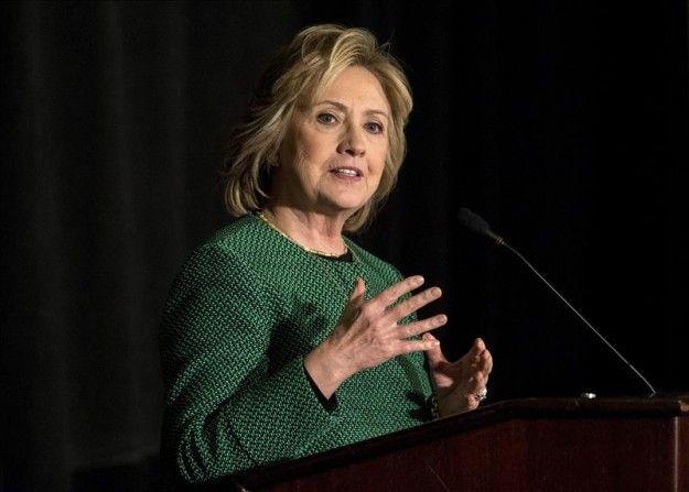Hillary Clinton lidera las encuestas de cara a las presidenciales de 2016