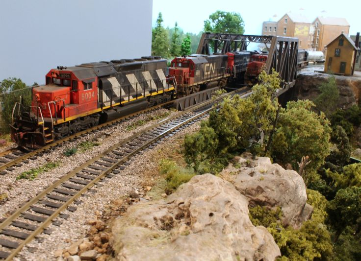 HO Scale Model Train Layouts Model railroad Pinterest – Lionel Train 671 Wiring-diagram
