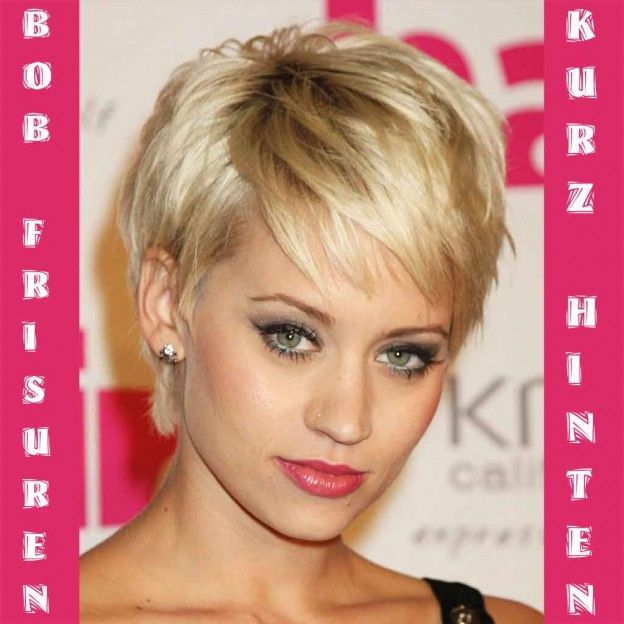 bob frisuren kurz hinten hair cut pinterest bobs. Black Bedroom Furniture Sets. Home Design Ideas