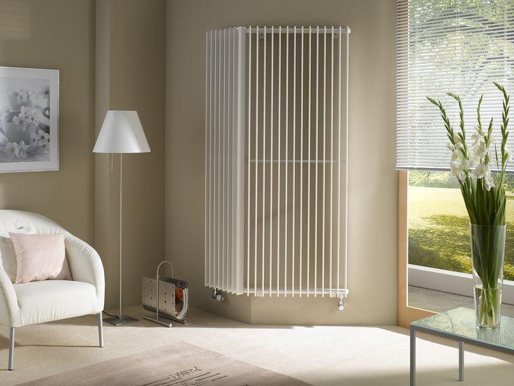 De Kolomradiator AT van Instamat is toepasbaar in veel verschillende interieurstijlen!