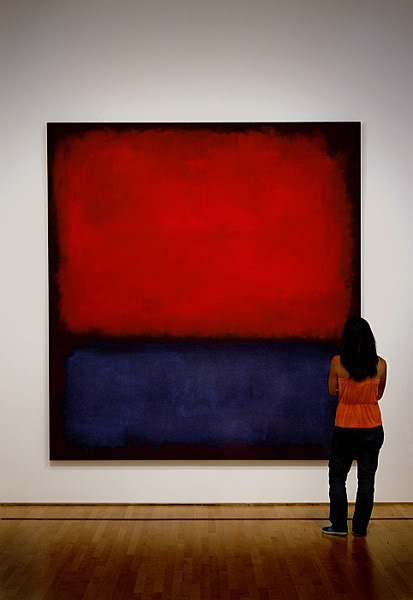 Looking at art: Mark Rothko