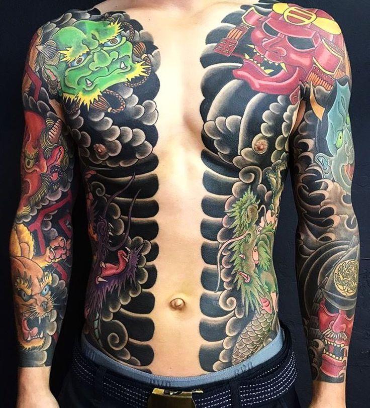 1002 Best Japanese Full Body Tattoo Images On Pinterest: Best 25+ Japanese Tattoos Ideas On Pinterest