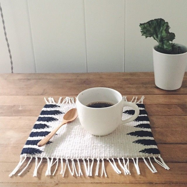 Some handwoven placemats heading to my shop soon!