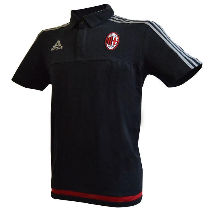 Milan Polo Allenamento Nera 2015-16
