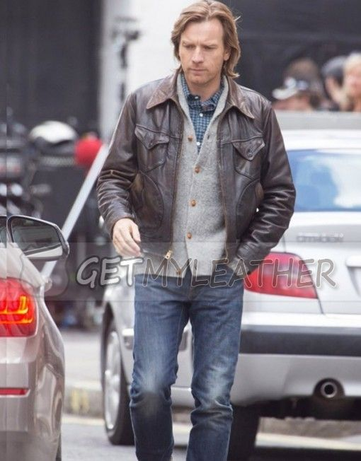 Purchase Ewan McGregor Leather Jacket of Our Kind of Traitor Movie and get free gifts on every purchase.