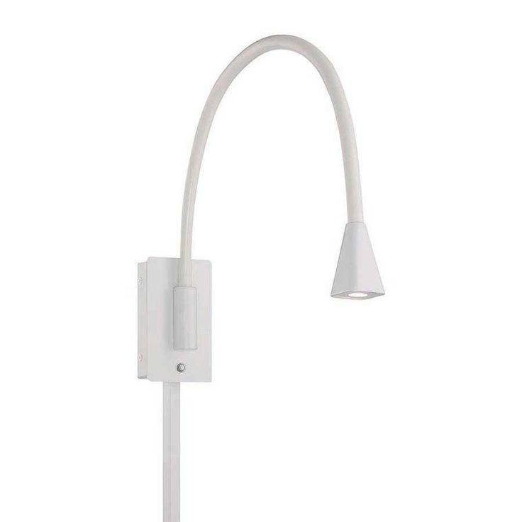 Inspirational Wall Mounted Flexible Reading Light