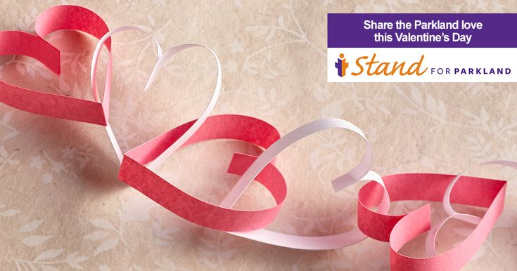 Be a sweetheart! Celebrate Valentine's Day by surprising your loved one and making a gift in their name to Parkland Hospital. www.IStandforParkland.org/Tribute