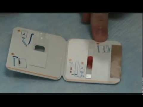 Latest technology of malaria diagnosis احدث طريقة لتشخيص الملاريا - YouTube