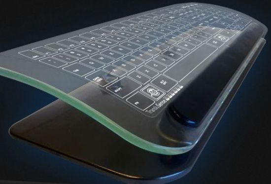 This keyboard could reduce landfill.