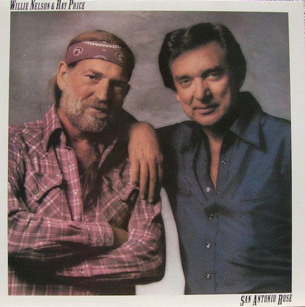 Willie Nelson & Ray Price - San Antonio Rose