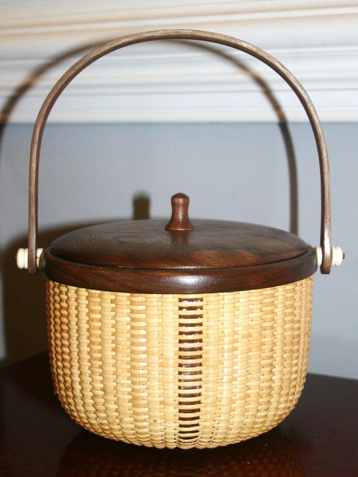 Basket Weaving Nantucket : Best baskets nantucket lightship images on