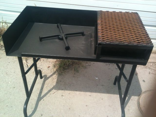 Dutch Oven Cooking Table Plans | Dutch Oven Cooking Table