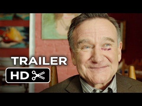 So excited he has one last movie.... Boulevard Official Trailer #1 (2015) - Robin Williams Movie HD - YouTube