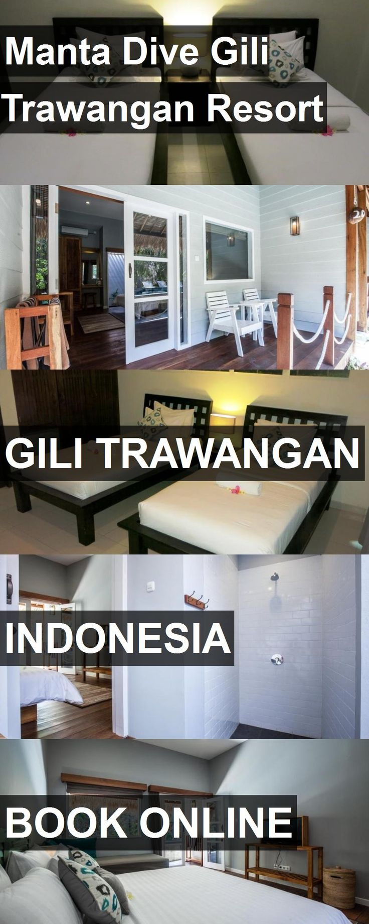Hotel Manta Dive Gili Trawangan Resort in Gili Trawangan, Indonesia. For more information, photos, reviews and best prices please follow the link. #Indonesia #GiliTrawangan #MantaDiveGiliTrawanganResort #hotel #travel #vacation