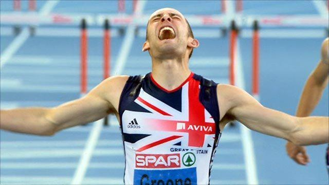 Dai Greene (B. 1986)    A Welsh hurdler who competes internationally for Wales and Great Britain, Greene was diagnosed with epilepsy at 17. Despite his diagnosis, he has gone on to win 5 gold medals at the World Championships in the 400 meter hurdles. Greene will captain the Great British athletics team for the London 2012 Olympics.
