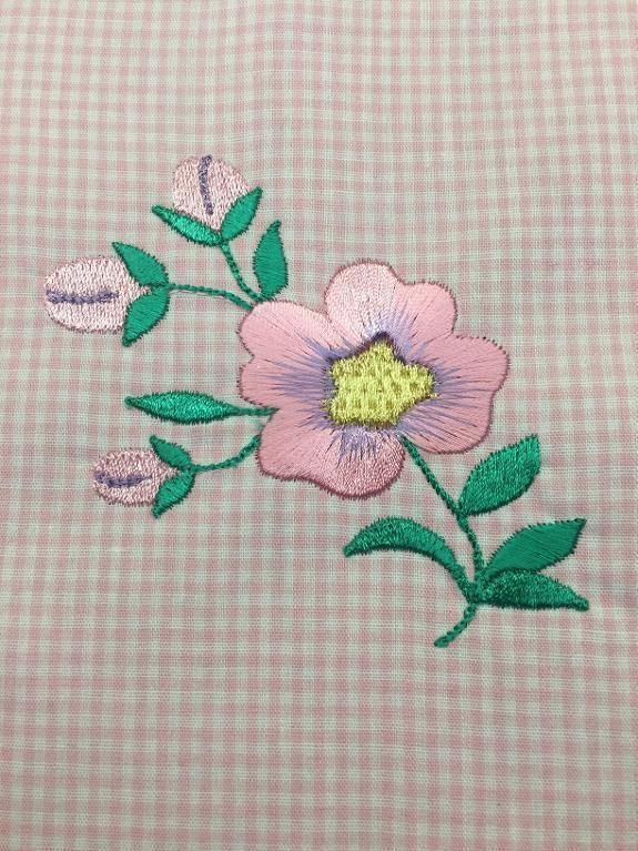 digitizing designs for machine embroidery