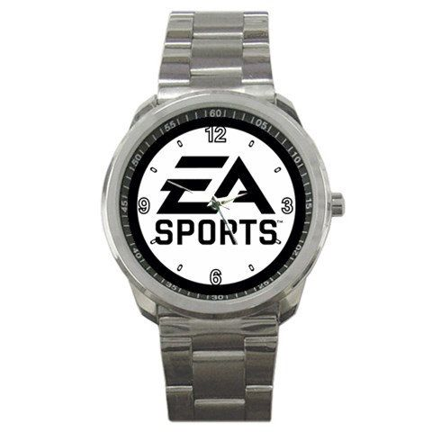 New Ea game load sport logo mens sport watch by tukangpos on Etsy