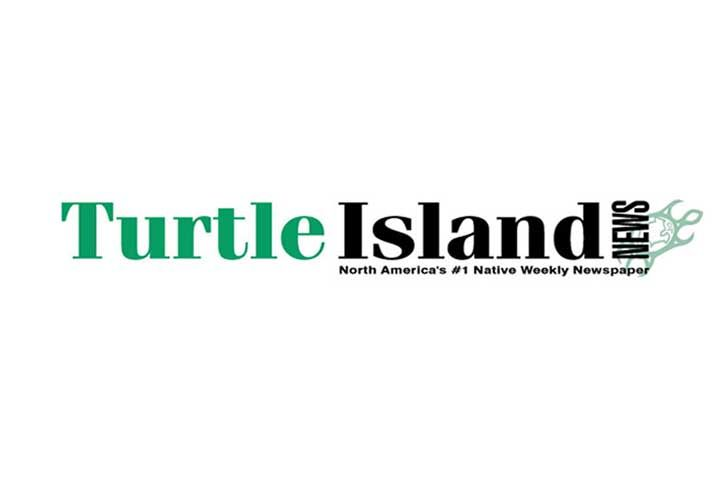 TURTLE ISLAND NEWS is Canada's only national native weekly newspaper, published every week at the Grand River Territory of the Six Nations in southern Ontario. It is a politically independent newspaper that is wholly owned and operated by Aboriginal People.