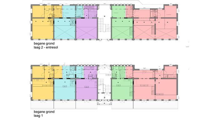 De Omscholing - Projecten -Gunneweg & Burg architectuur en bouwtechniek